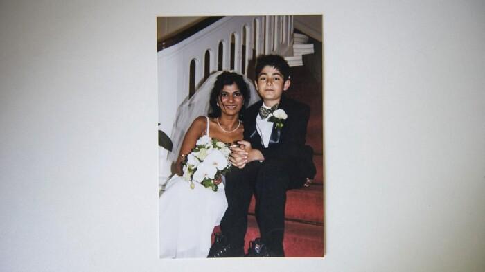 1912d497eff9 Razan blev barnebrud som 13-årig  »Da de tog min mand fra mig