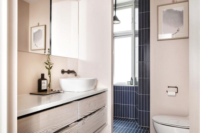 Min Ombygning Nyt Liv Til Køkken Og Badeværelse