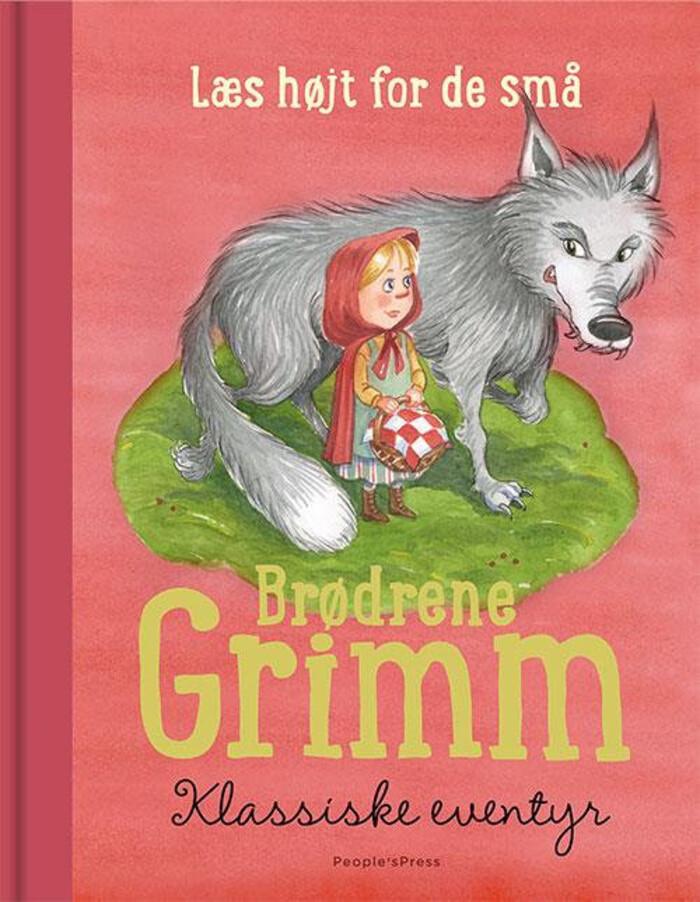 09909d52daf5 »Brødrene Grimm – Klassiske eventyr« ...