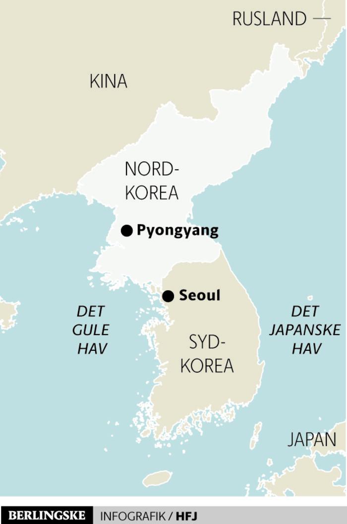Koreas Umulige Genforening