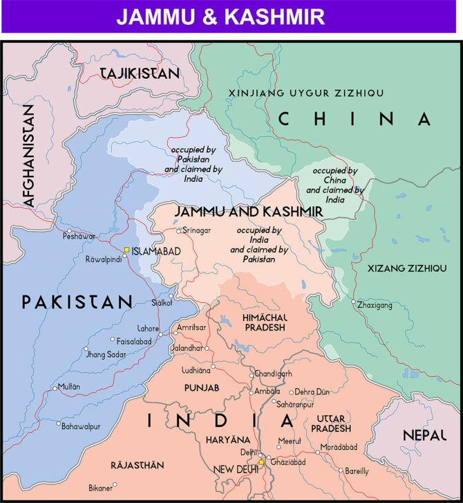 Forste Bombeangreb I Fem Artier Nu Har Pakistan Svaret Igen Med