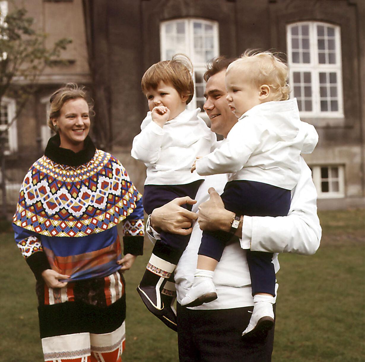 Dronning Margrethe fylder 70 år fredag den 16. april