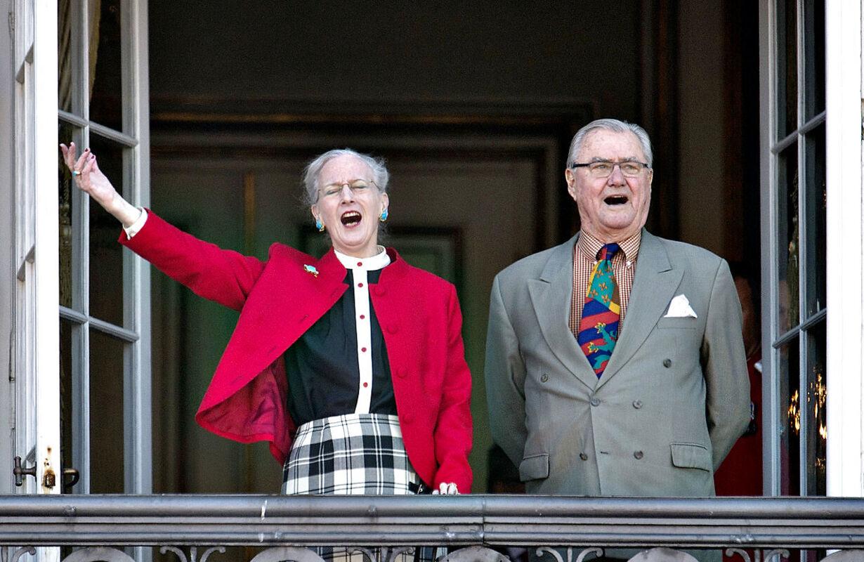 Royal Bryllupsdag Prins Henrik 80 år