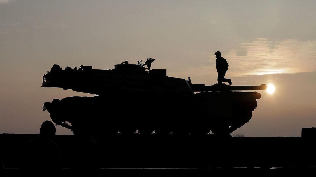 ROMANIA-ARMY/U-S