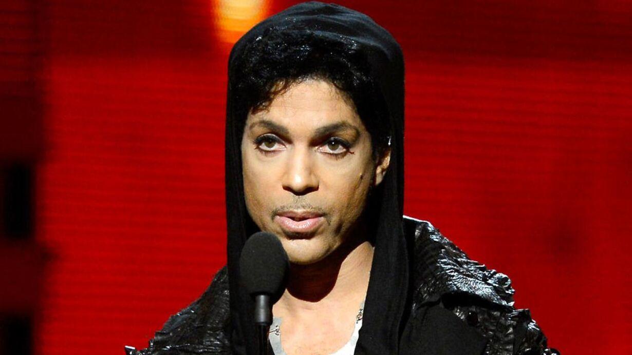 Prince død