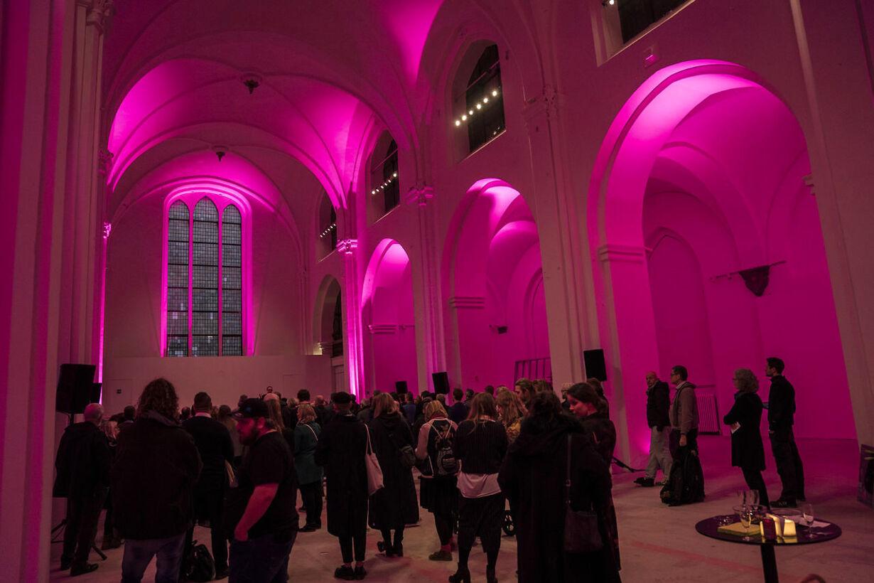 Denmark Copenhagen Light Festival