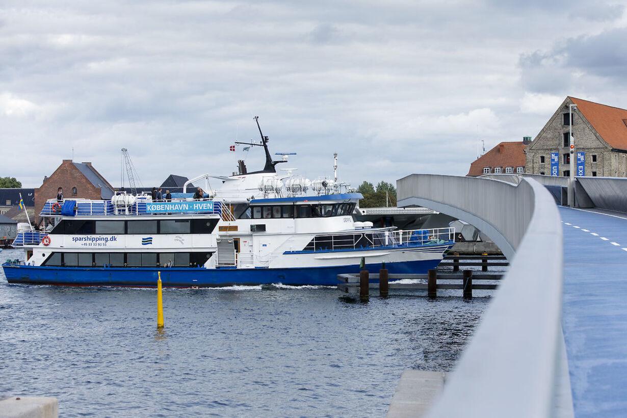 Inderhavnsbro åbnet Til Scanpix