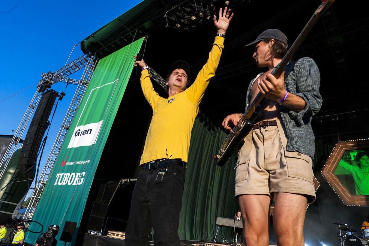 Grøn Koncert på Amager 2018