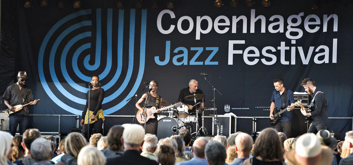 Copenhagen jazz Festival 2018, Rokia Traoré,