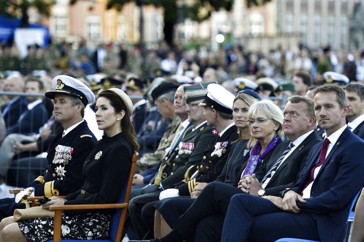 Flagdag for Danmarks udsendte