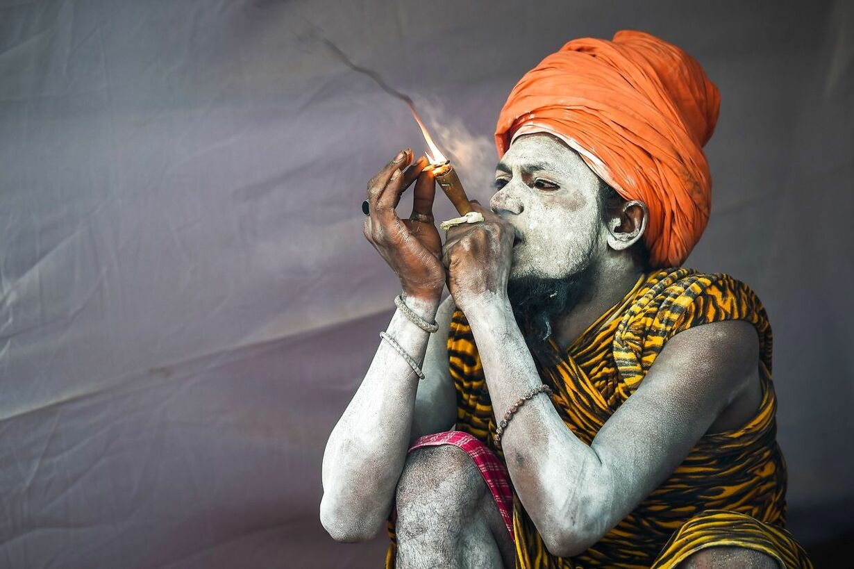 TOPSHOT-INDIA-RELIGION-HINDU-KUMBH-MELA