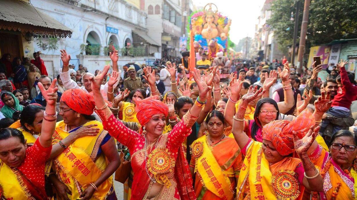 INDIA-RELIGION-HINDU-KUMBH-MELA