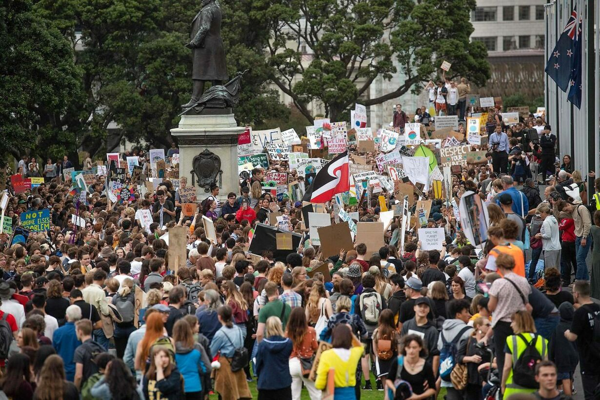NZealand-Climate-youth-student-strike