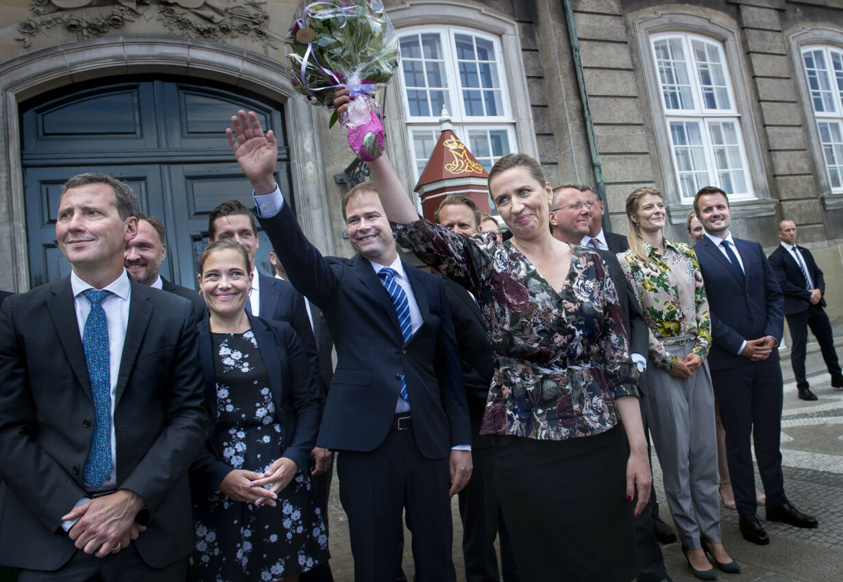 Denmark - New Danish government