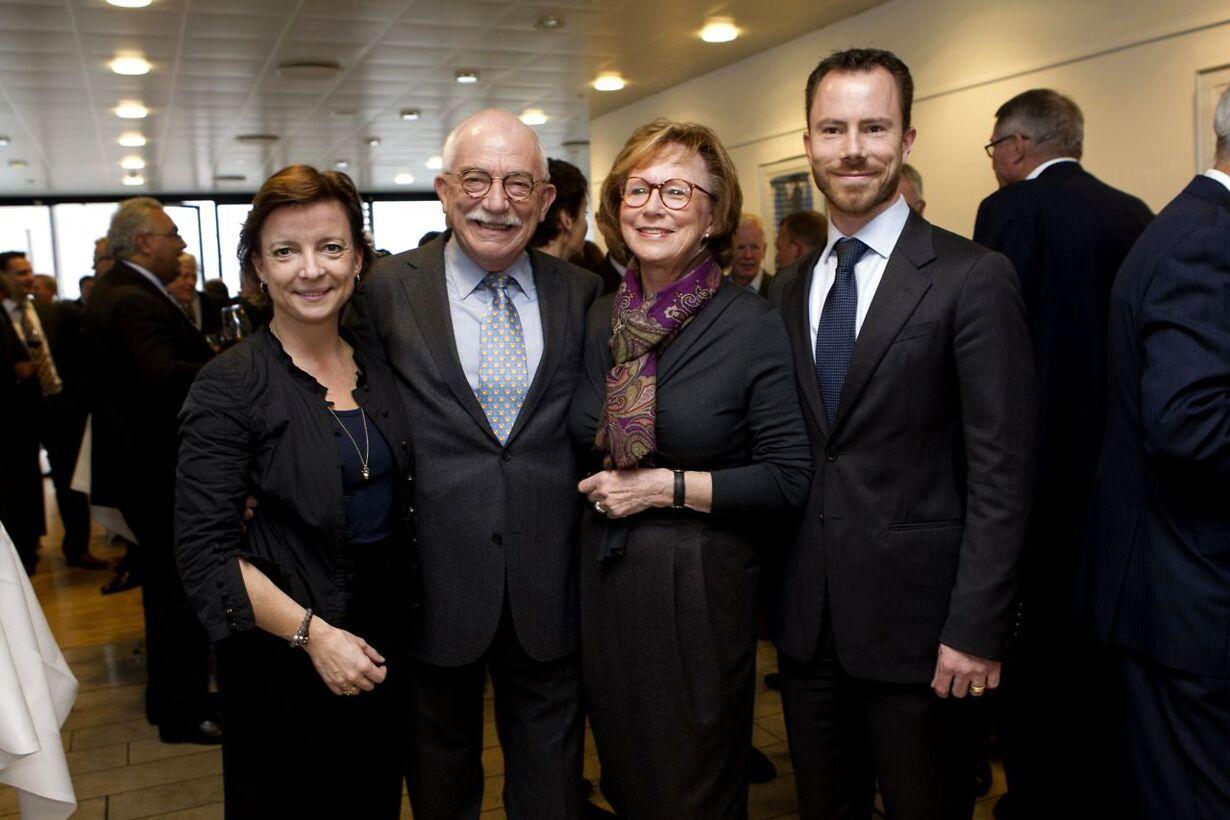 Uffe Ellemann-Jensen fylder 70 år