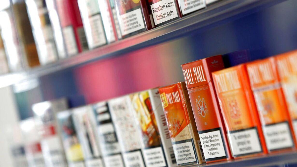 Tirsdag: Tobakfusion