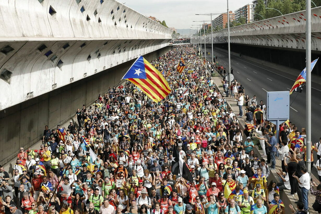 SPAIN CATALONIA CRISIS