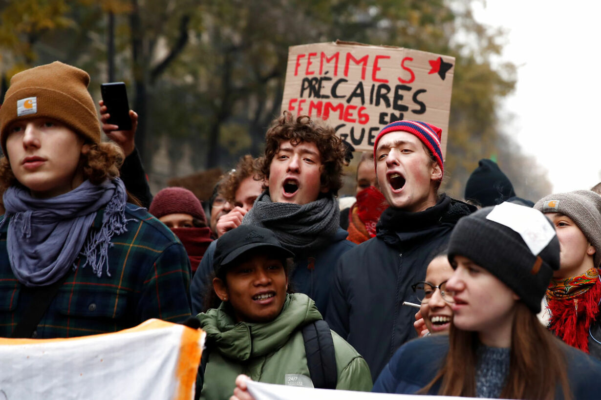 FRANCE-PROTESTS/PENSIONS
