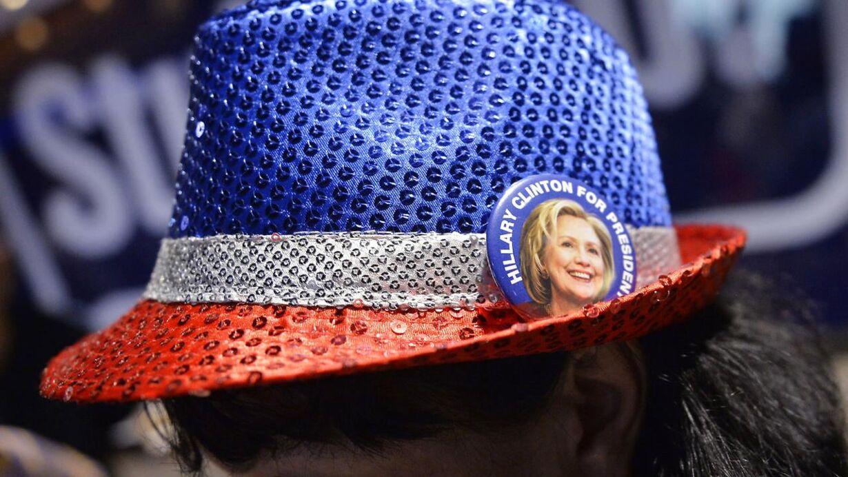 Clinton hat