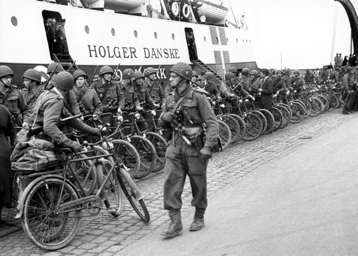 Danmarks befrielse