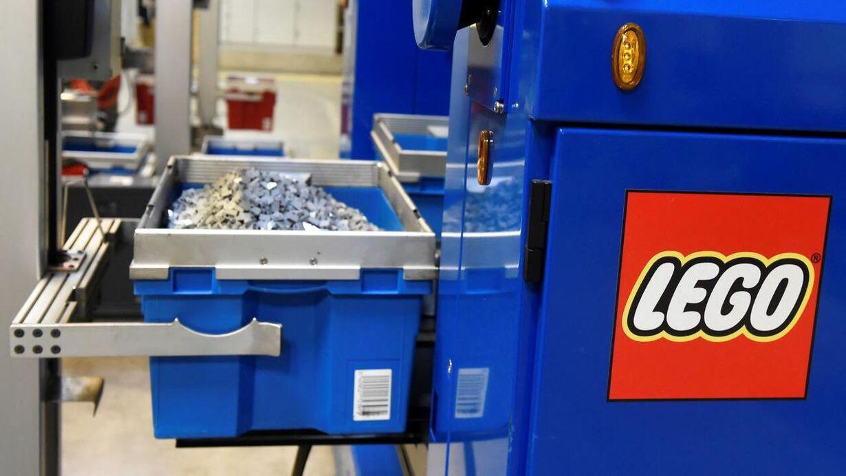 Lego lever ikke op til sidste års voldsomme vækst