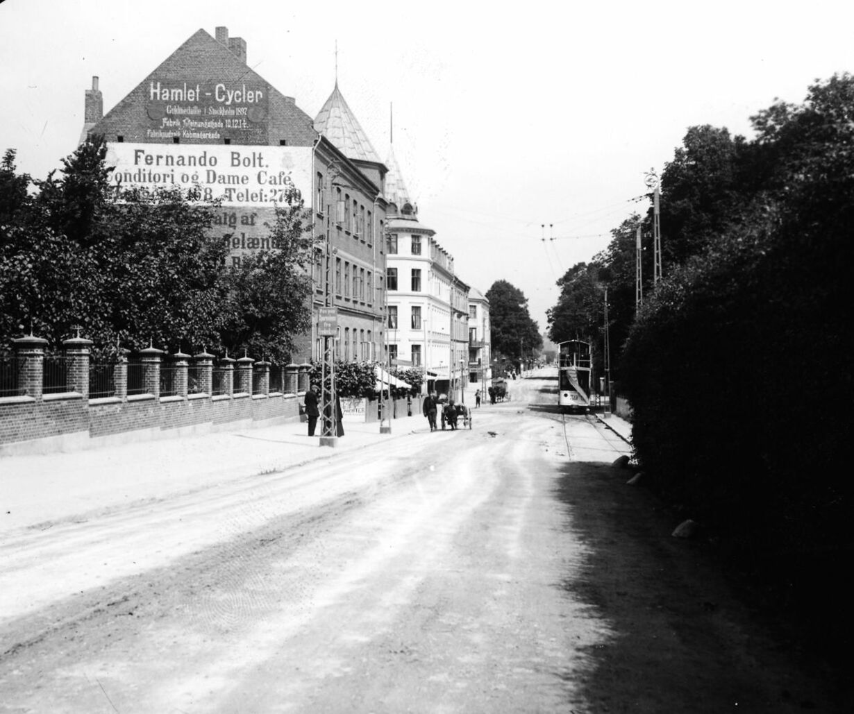 1900 frederiksberg