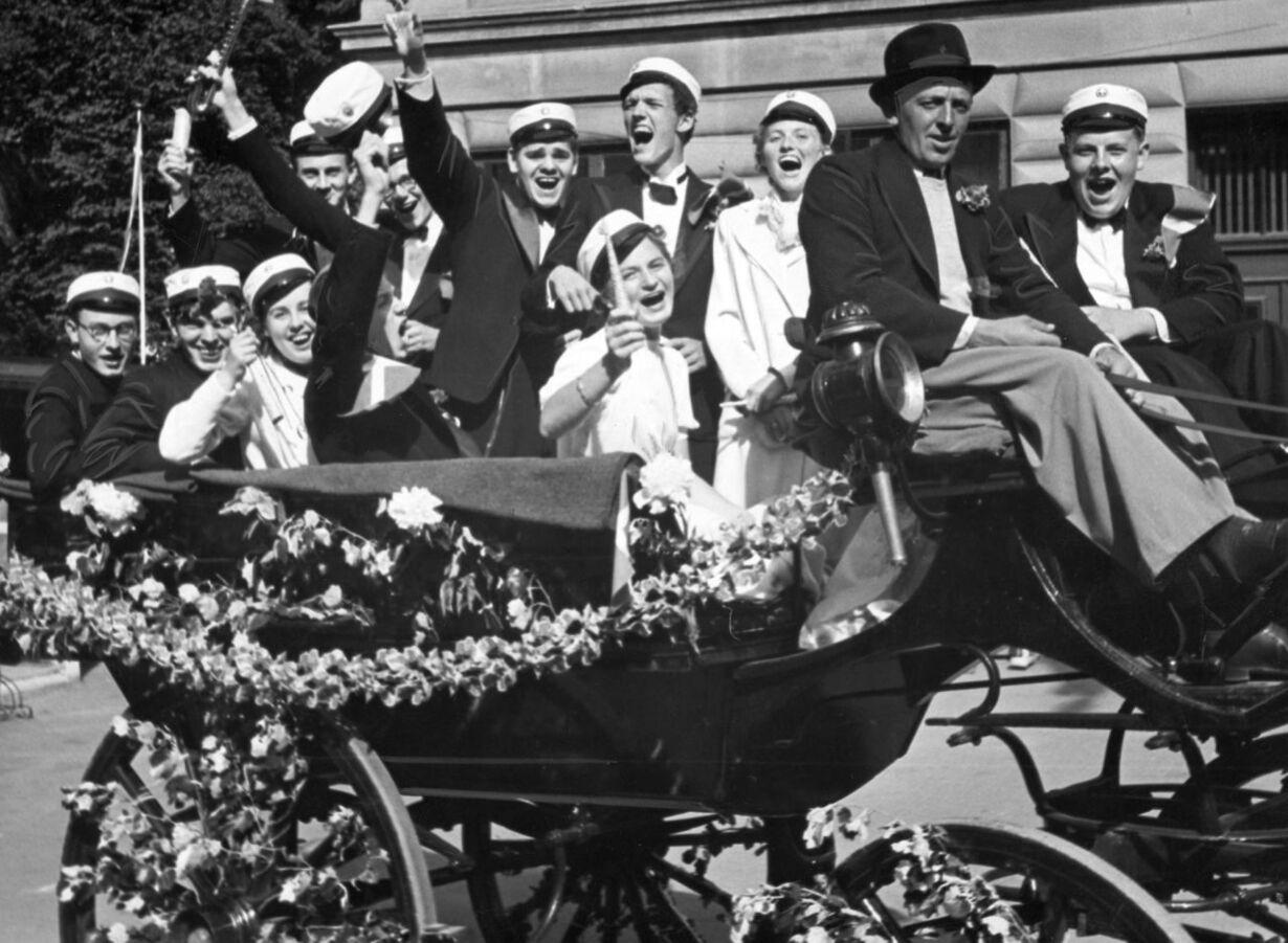 1941 studenter