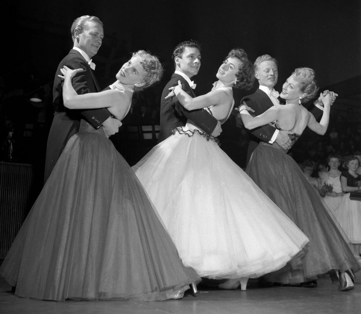 1954 tylkjole dkdengang