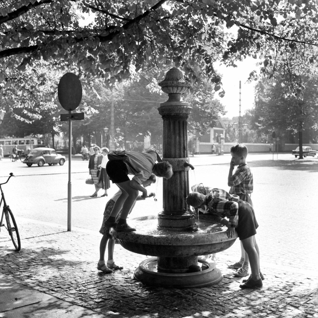 1958 springvand
