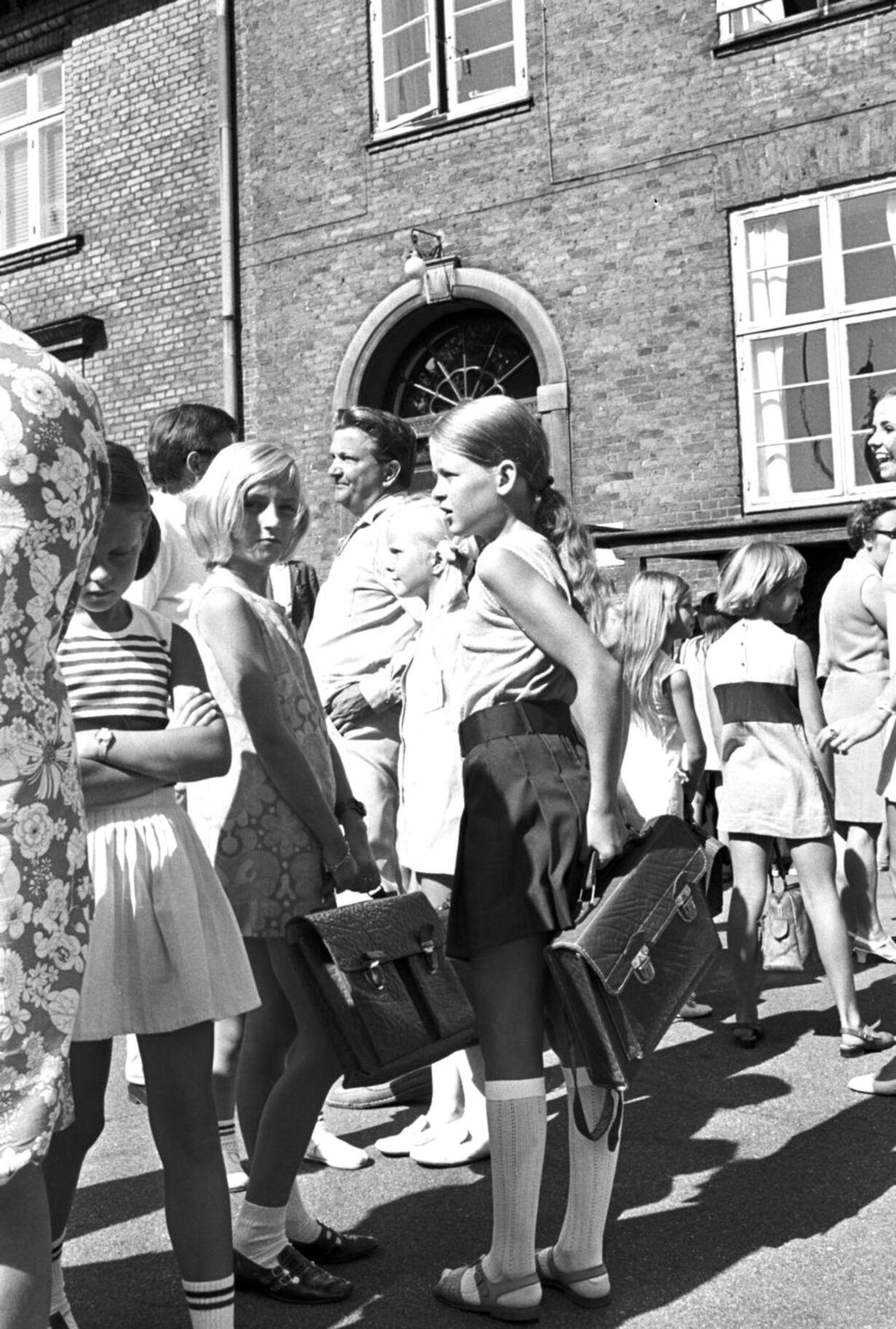 1969 skoledag