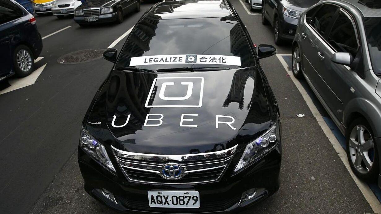 3. Uber