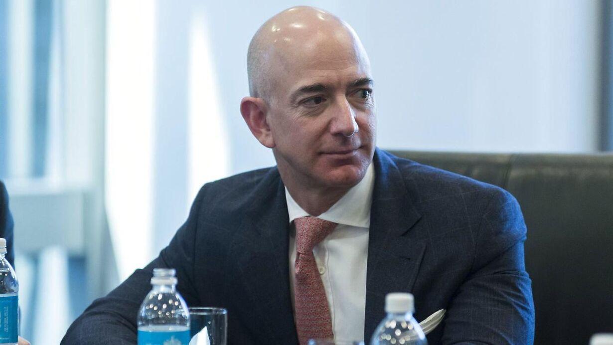 1. Amazon CEO