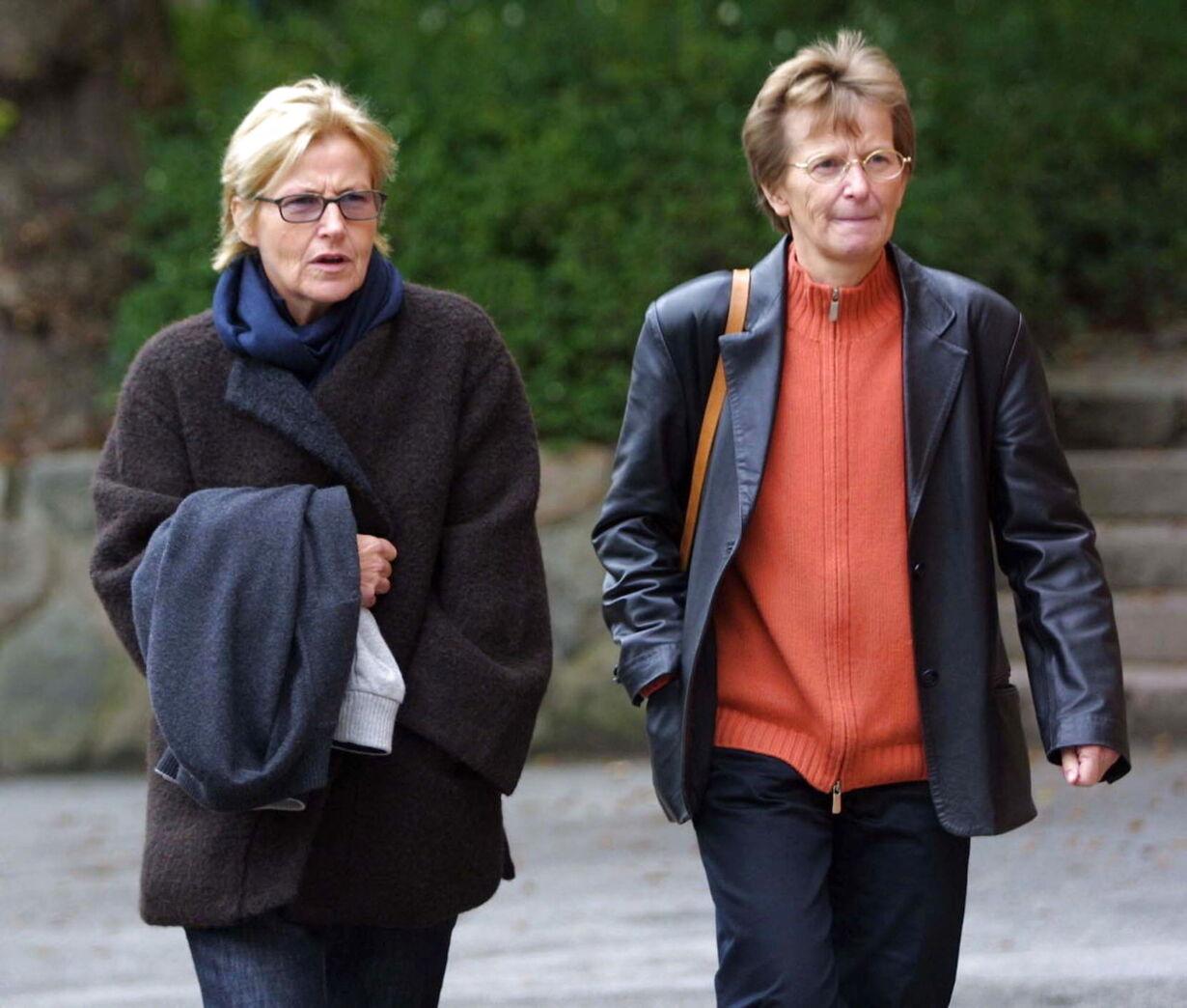 2002 Kirsten Larsen og Ruth Sejrøe-Olsen
