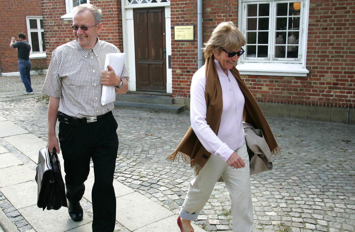 2006 Poul Jørgensen og Kirsten Larsen FRIKENDT