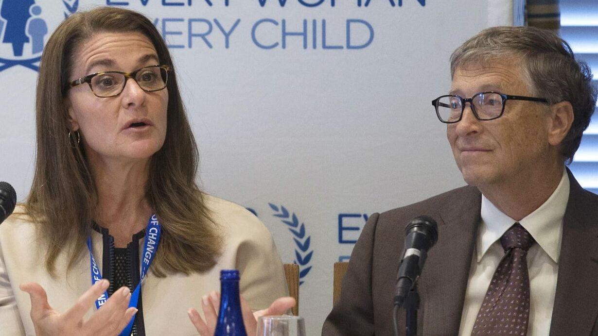 8. Bill Gates / Melinda