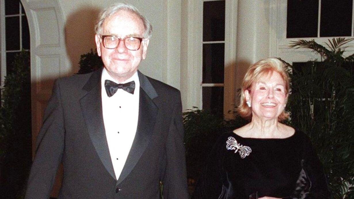 10. Warren Buffet