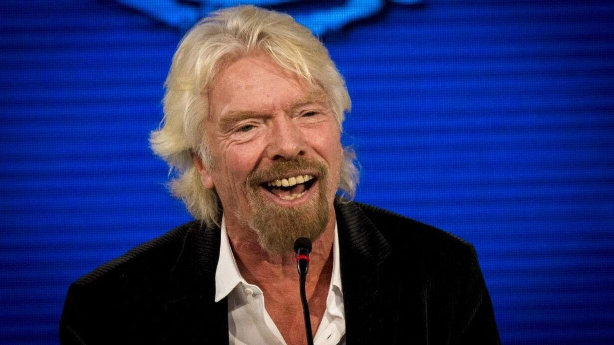 11. Richard Branson