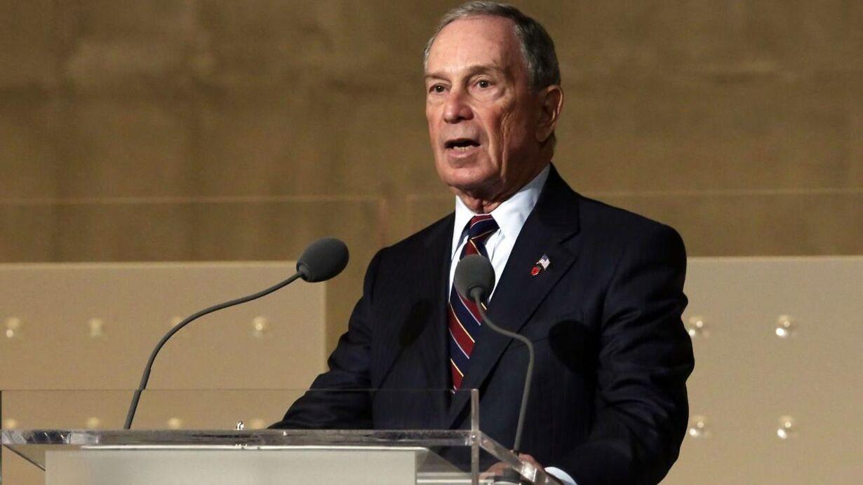 12. Michael Bloomberg