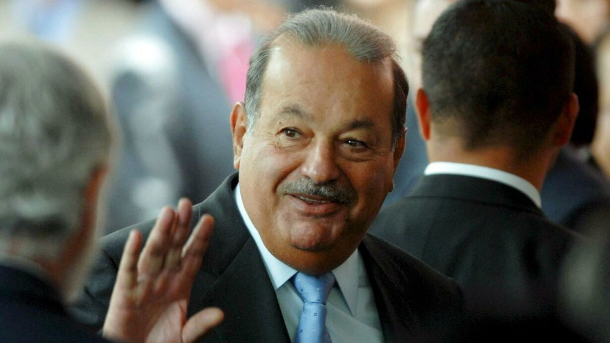 FILE MEXICO FORBES LIST OF BILLIONAIRES