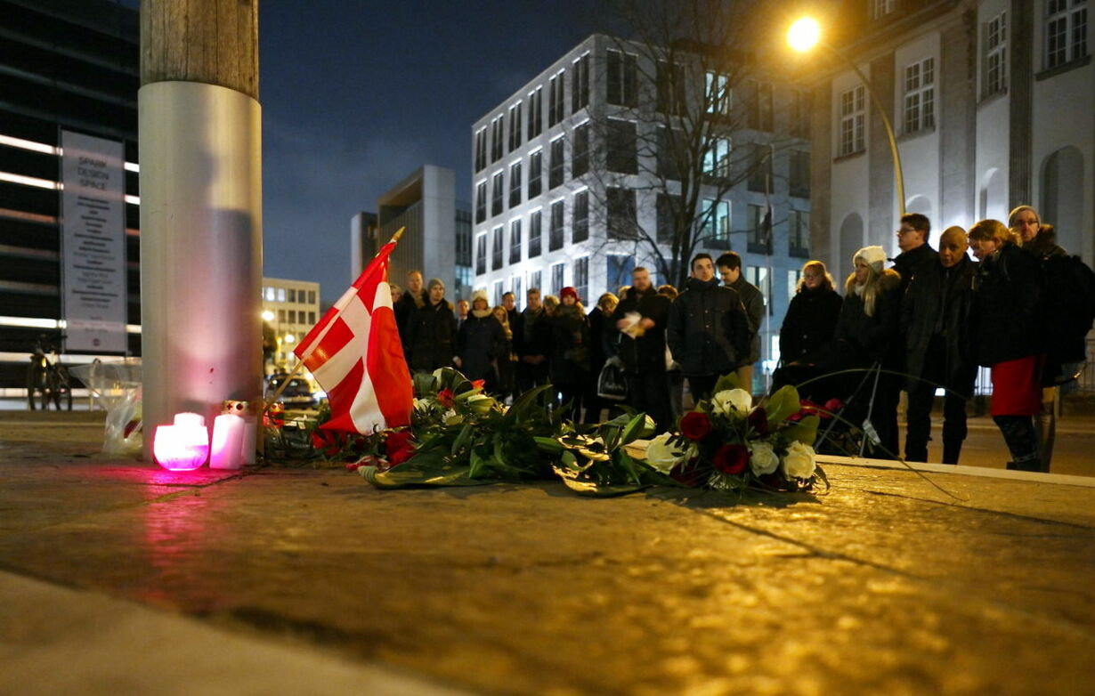 GERMANY DENMARK COPENHAGEN SHOOTINGS