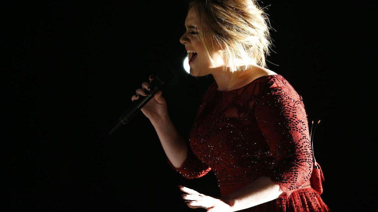 9. Adele