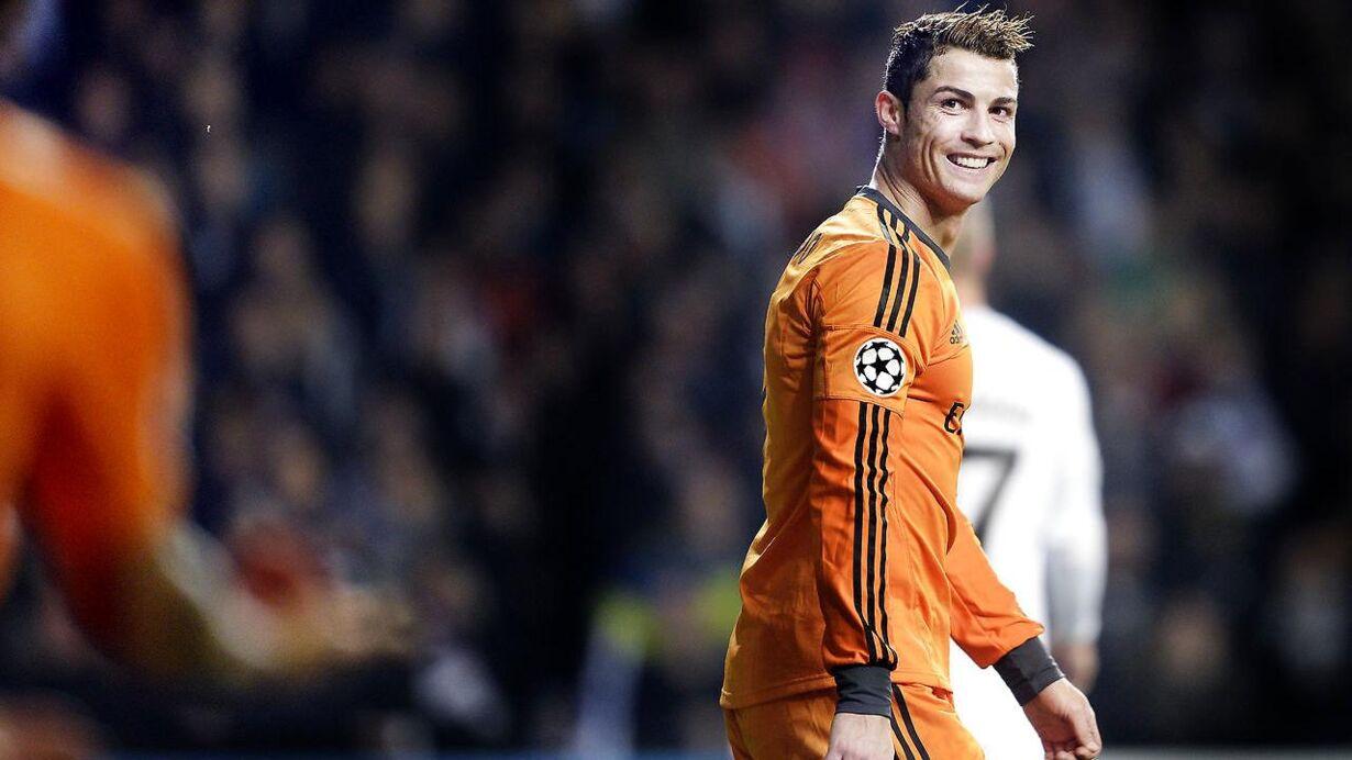 4 + 5. Ronaldo