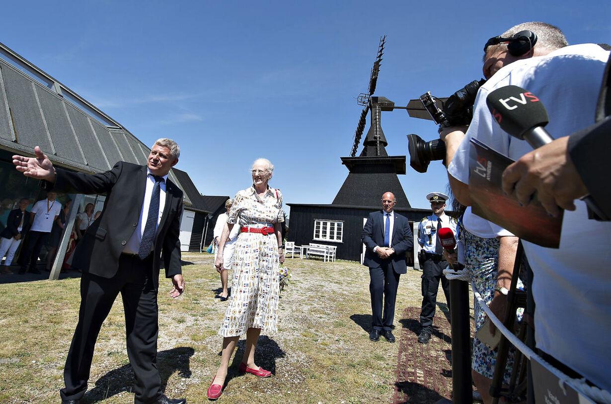 Dronning Margrethe Sommertogt 2016