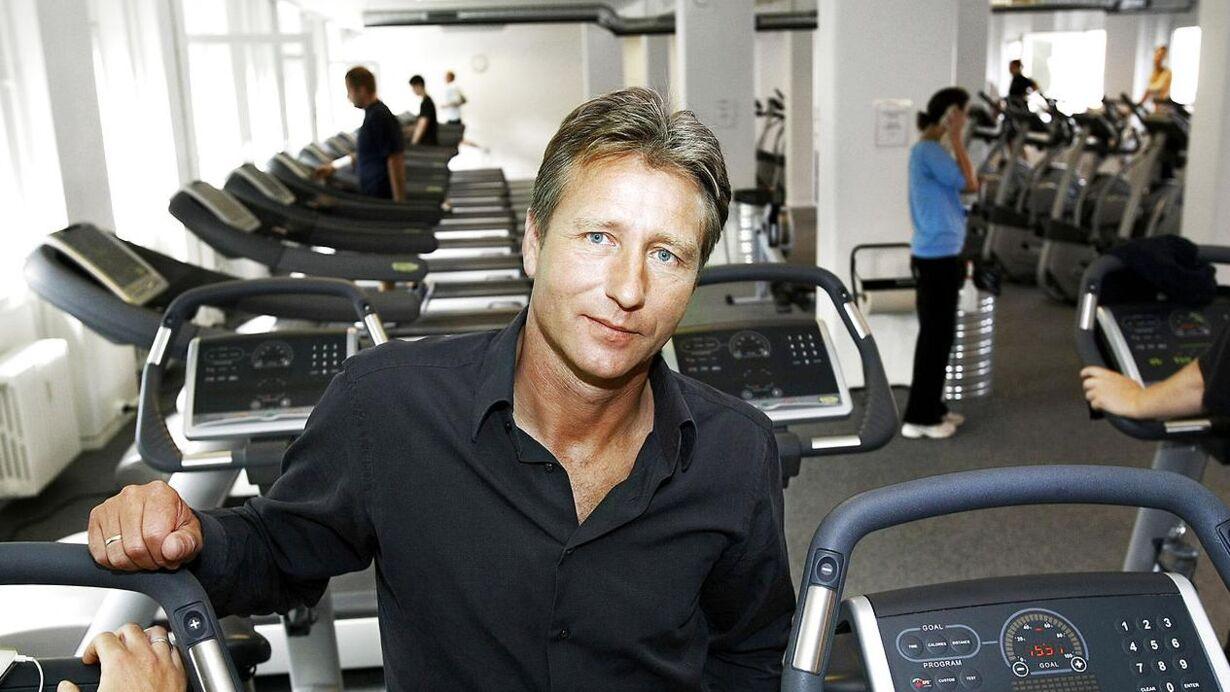 Henrik Rosseng - Fitness World