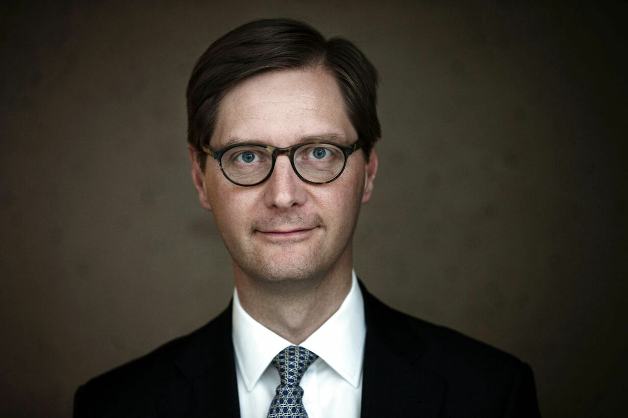 Christian Dyvig, Lundbbeckfonden