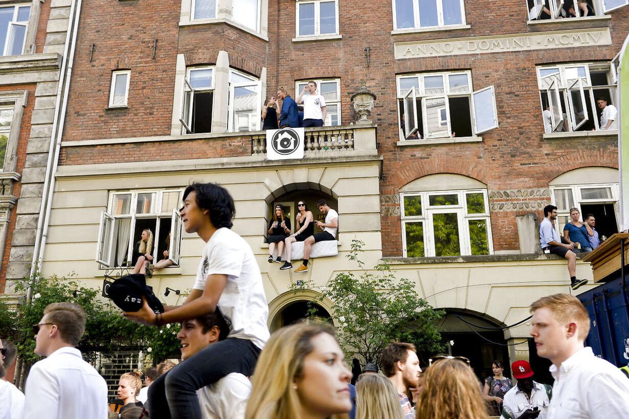 Distortion 2016 er i gang på Nørrebro. Se de første billeder fra årets største gadefest.