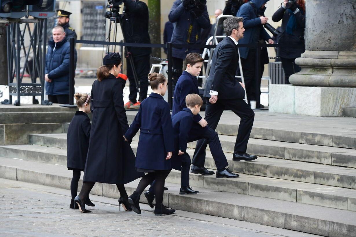 Prins Henrik bisættelse
