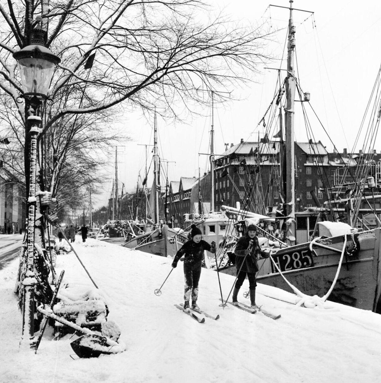 1956 ski