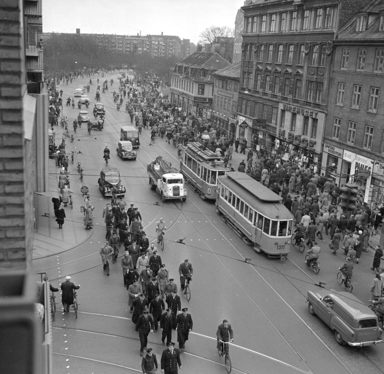 1956 trafik