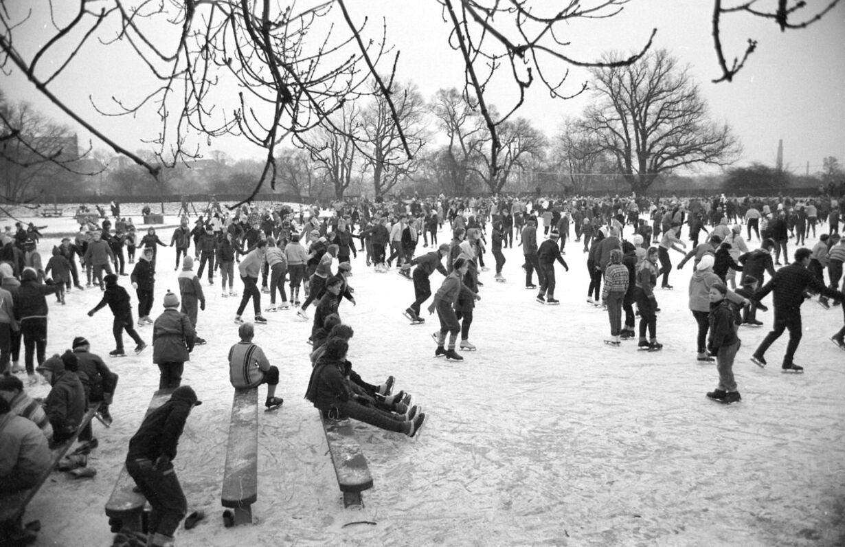 1960 skøjter